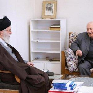 Leader Receives  PFLP-GC  Head