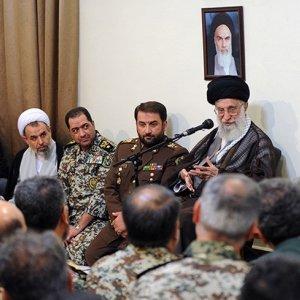Leader Stresses Military Preparedness