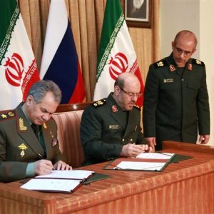 Tehran, Moscow Prioritize Defense Roadmap
