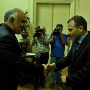 Military Grant to Lebanon Comprises Arms, Ammo