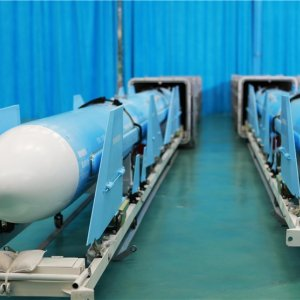Cruise Missiles Delivered to Navy