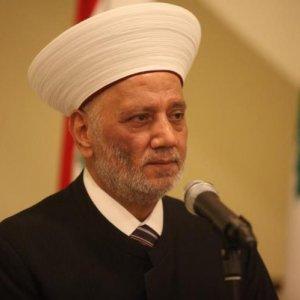 Envoy Meets Lebanon's Mufti