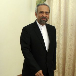 Presidential Office Chief Meets Grand Ayatollahs