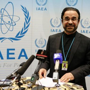 PMD Decision Up to IAEA's Governors