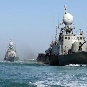 Naval Fleet Heads for South China Sea