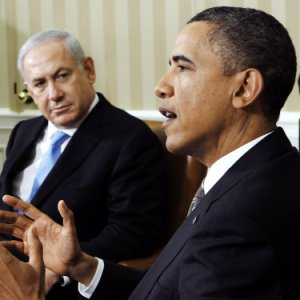 Obama Pitches Accord to American Jews