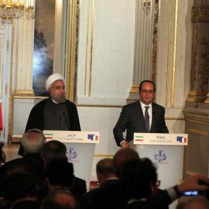 Tehran-Paris Alliance Critical for World Peace