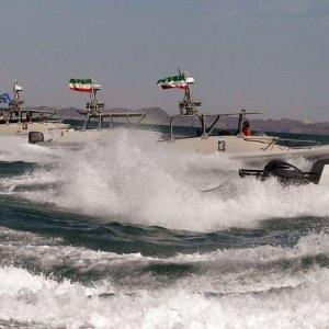 Monitoring Persian Gulf