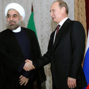 Putin, Rouhani to Meet