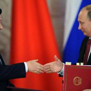 Putin, Xi Discuss Iran Nuclear Issue