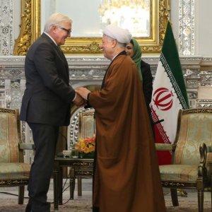Rafsanjani Supports Closer EU Ties