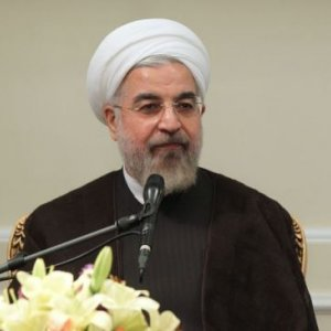 Rouhani Congratulates Ghani on Victory