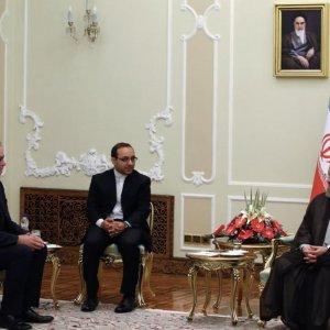 Rouhani Receives New Ambassadors