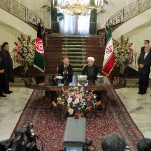 Tehran, Kabul Set to  Cooperate on Drugs, Terrorism