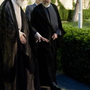 Rouhani Meets Leader