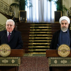 Rouhani, Masum Issue Joint Statement on Coop.