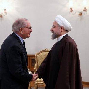 Rouhani: Iran Gateway to Mideast