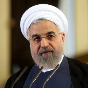 Rouhani in Time's Shortlist