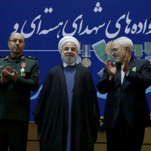 President Honors Contributors to JCPOA