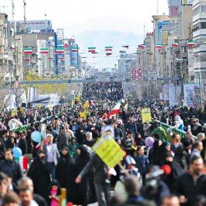 Rallies Mark Revolution Anniv.