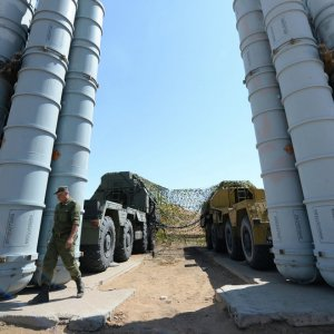 Russia Says Lawsuit Impedes S-300 Delivery
