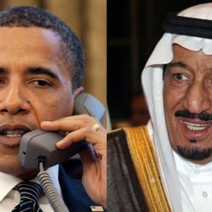 Obama, Saudi King Confer on Iran