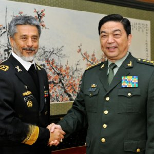 China Seeks Closer Defense Ties
