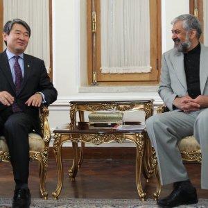 S. Korea Official in High-Level Talks