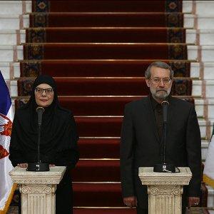 Serbian Speaker Favors Enhancement of Ties