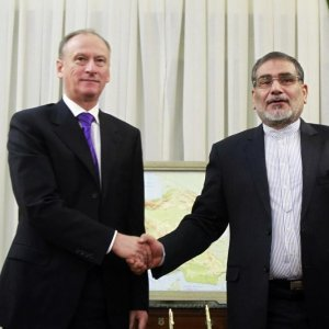 SNSC's Shamkhani Meets Russian Counterpart