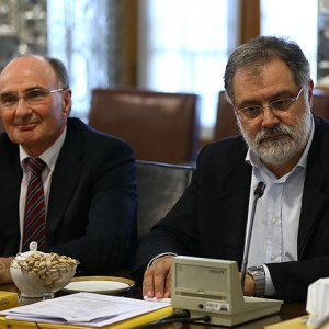 Swiss MPs in Tehran