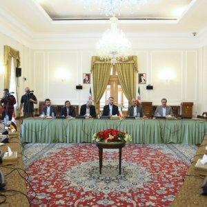 Three-Way Talks on Syria Crisis in Tehran