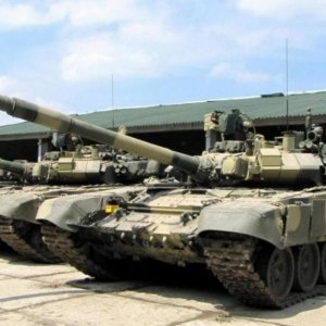Russian T-90 Tank Deal Off