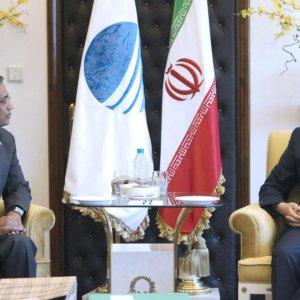 Leader's Adviser, Pakistan Envoy Confer