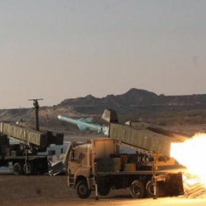 Army Test-Fires Missiles in Drill