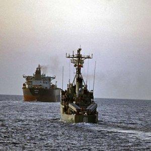 US Planes, Destroyer Warned Off