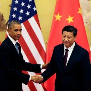 Xi, Obama Discuss Iran