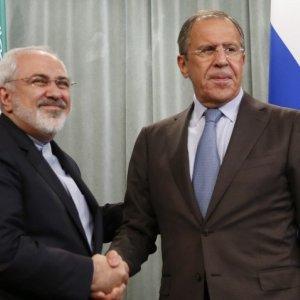 Zarif, Lavrov Discuss Syria