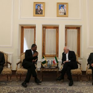 Nigeria Could Link Iran, West Africa
