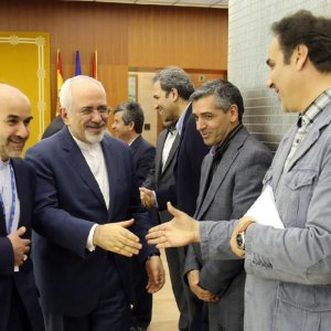 Zarif in Spain to Discuss Mutual Concerns