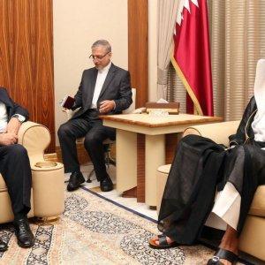 Zarif Meets Iraqi Officials, Clerics