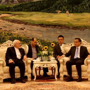 Zarif Meets Bangladesh, China Leaders