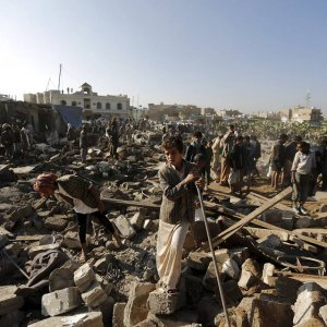 US Talks on Yemen Denied