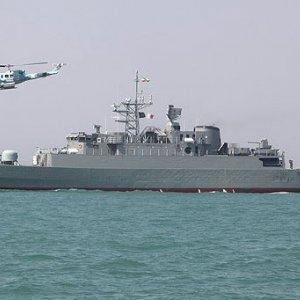 Naval Fleet in Colombo