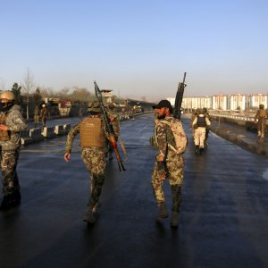 Dozens Killed, Wounded in Afghan Suicide Attacks