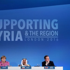 World Leaders Pledge Billions in Aid for Syrians