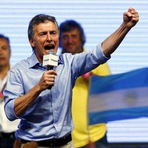 Macri Wins Argentina Presidency
