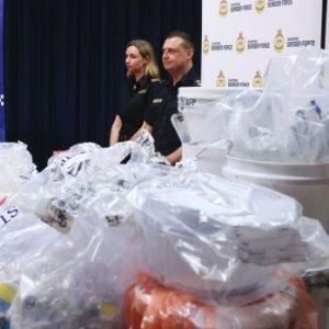 Australian Police Make $900m Drug Haul