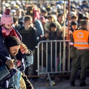Austria Sends Refugees Back to Slovenia