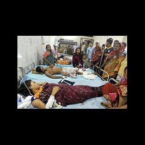 Bomb Blasts in Bangladesh Injure 6